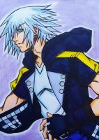 Kingdom Hearts III: Riku by dagga19