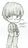 Chibi Mob by Mischief-Soul-Lover