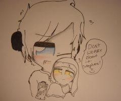 Pewds and Stephano~ by huey4ever
