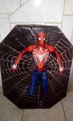 Spiderman PS4 Version Papercraft by darcrash