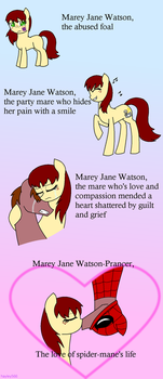 who is Marey Jane? by hayley566