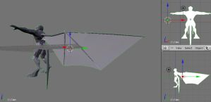 Light, in 3D?  WIP by avator