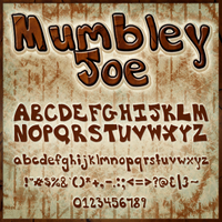 Mumbley Joe by Lydia-distracted