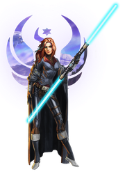 Angel of the Old Republic by FornaxKingspear