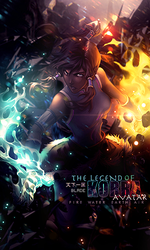 The Legend of Korra by Aura-Blade4