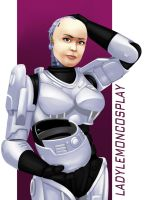 Robocop (LadyLemonCosplay) by ThisOtherWriter