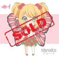[CLOSED] OTA Faerlyn Adopt #1 by Nanaiko