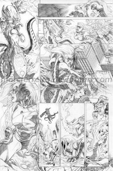 Ms Marvel Sample - page 02 by MarcFerreira