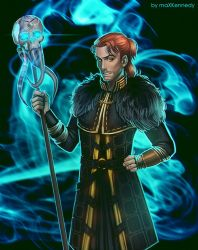 Dragon Age - Best Mage Ever by maXKennedy