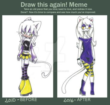 Meme Before and After by Arkangel-VI