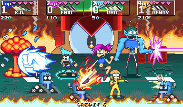 OK K.O. Let's be Heroes Turbo mockup by ScepterDPinoy