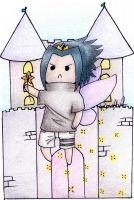 Fairy Sasuke by Thelurkerofdoom