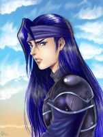 Gale - colored by Autumn-Sacura