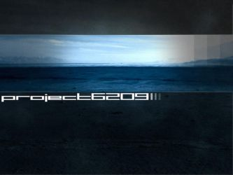 project 6209 front cd cover by maschinetheist