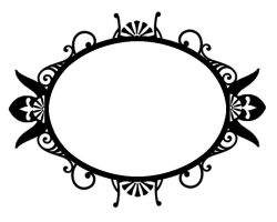 099 Frame Ornament 03 by Tigers-stock