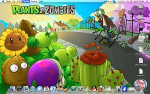 Zombies on my desktop by frostmournewy