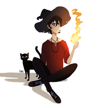Voltron Witch AU (01) by TheGingerMenace123