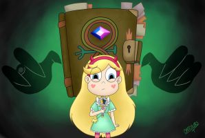 Star vs. the Forces of Evil by CaitColors