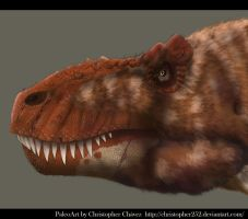 Remake T.Rex color by Christopher252