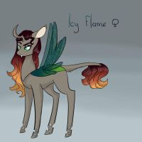 Next Generation: Icy Flame by Arirain