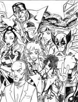 Pryde of the Xmen by lroyburch
