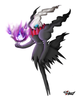 Darkrai: Shadow Ball