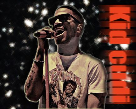 kid cudi all star by artmantou