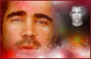 Colin Farrell by AngeliqueLuv