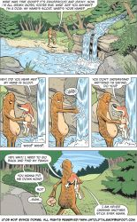 Untold Tales of Bigfoot page 17 by VinceDorse