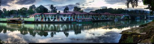 Loboc River Panorama by silverman23