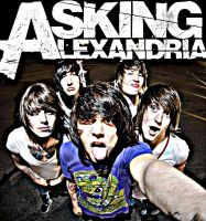 Asking Alexandria by casey382