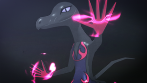 Salazzle (Pokemon Sun and Moon)