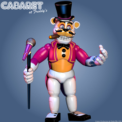 Cabaret at Freddy's - Cabaret Freddy by GamesProduction
