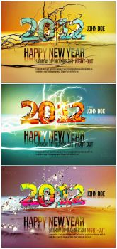 2012 - The End is Near by csuz