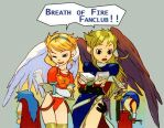 Breath of Fire Fanclub ID by boffans