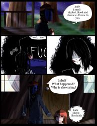 i eat pasta for breakfast pg.71 by Chibi-Works