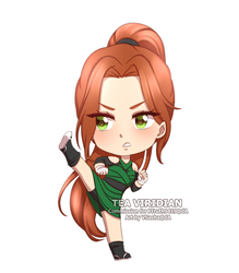 Chibi Tea! - by VSasha by JTruth9419