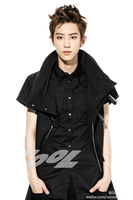 [PNG/Render] Chanyeol@So Cool Magazine by THAObyeons
