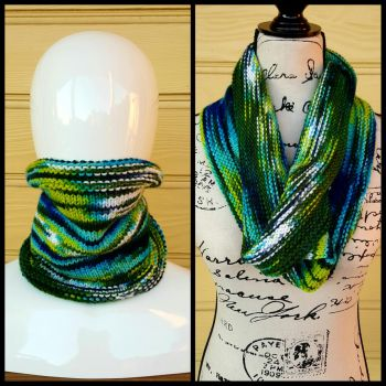 Another Cowl by CalCrochet