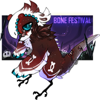 Bone Festival JR- auction closed (HSpecial) by Simonetry