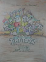 The Return of Tiny Toon by joaoppereiraus