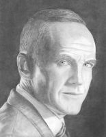 Clark Gregg (Director Coulson) by Darkangel66a