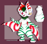 Simple Candy Bat adopt Open by Darumemay