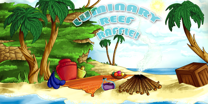 Luminary Reef Banner by kizziah