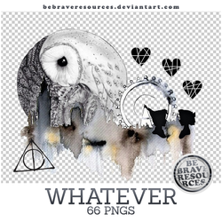 Whatever pngs by BeBraveResources