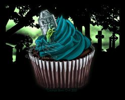 zombies in my cupcake by megoboom