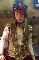 The Witcher 3. Hearts of stone. Shani by Lyumos