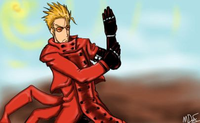 Vash by DrSnipersMagic