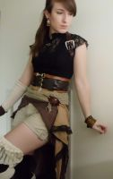 Steampunk Outfit 1 by LadyduLac