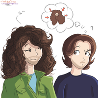 Danny's Hair by WillisNinety-Six